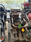 Pladevibrator diesel, Placas compactadoras