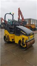 Bomag BW 120, 2016, Twin drum rollers