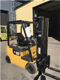 Caterpillar EP 16, 2012, Electric forklift trucks