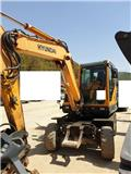 Hyundai Robex 55, 2013, Mini excavators < 7t (Mini diggers)