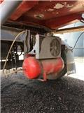 Tankvogn 27.000 liter, Інші причепи