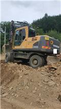 Volvo EW 145, 2009, Wheeled Excavators