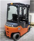 Toyota 8 FB MT 18, 2014, Electric Forklifts