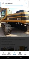 Caterpillar 330 B L, 1998, Верижен екскаватор