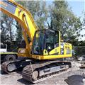 Komatsu PC210LC, 2018, Crawler excavators