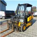 JCB TLT 25 G, 2012, LPG vozíky