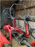 Vicon 524 4 Rotor Tedder, 2015, Rakes and tedders