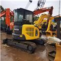 小松 PC45MR、2015、小型挖掘机