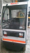 Simai TE70, 2015, Towing trucks