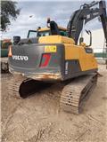 Volvo EC 140, 2014, Excavadoras sobre orugas