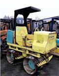 Rammax RW2900, 1997, Twin drum rollers