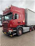 Scania R 450, 2016, Trækkere