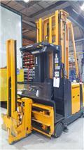 Jungheinrich EKX 513، 2004، معدات الرفع عالي المستوى