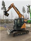 CASE CX 85 D SR, 2020, Excavadoras 7t - 12t