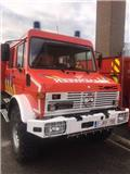 Mercedes-Benz Unimog, 1992, Fire trucks