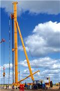 Fangyuan JZL 90, 2014, Piling rigs