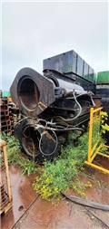 Eigenbau C7 Hydraulik-Koker 600 mm, Chiatte / pontoni