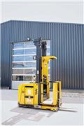 Yale MO10E, 2009, High lift order picker
