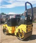 Bomag BW 120 AD-5, 2018, Twin drum rollers
