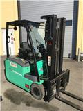Mitsubishi FB16CPNT, 2012, Electric forklift trucks