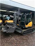 Mecalac 6 M CR, 2015, Crawler excavators