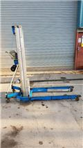 Genie SLA 10, 2006, Hoists and material elevators