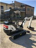 Bobcat E 16, 2013, Mini excavators < 7t (Mini diggers)
