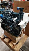 Kubota KX 019-4, 2019, Motori