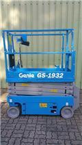 Genie GS 1932, 2012, Nacelle ciseaux
