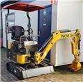 WCM CTX8010S, 2021, Mini Excavators <7t (Mini Diggers)