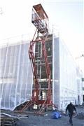 Alimak ML4, 1989, Otras plataformas elevadoras