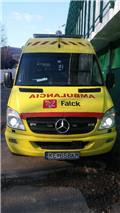 Mercedes-Benz Sprinter 318 CDI, 2009, Ambulances