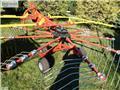 Pomarol Schwader Z-540, 3m / Zgrabiarka 3m, 2020, Rakes and tedders