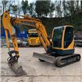 Hyundai Robex 60 CR-9, 2015, Mini excavators < 7t (Mini diggers)