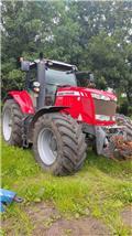 Massey Ferguson 7726, 2016, Tractors