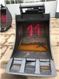 Tieflöffel Oilquick OQ 70/55 - 100cm-BKL:18-24T, Acessórios Retroescavadoras
