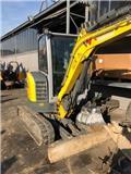 Wacker Neuson EZ26, 2018, Excavadoras de cadenas