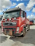 Volvo FH13, 2011, Chassier