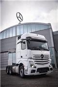 Mercedes-Benz Actros 2553 LS, 2021, Dragbilar