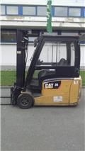 Caterpillar EP 20, 2008, Electric Forklifts