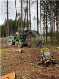 John Deere 1170 E, 2011, Harvestory