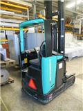 Mitsubishi RB16NH, 2007, Reach trucks