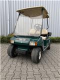 Club Car clubcar 2 persoons, electrisch + laadbak, Voiturette de golf