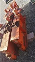 Fari Cross base / Carro SL 40 3x3, Tower Cranes