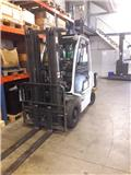 UniCarriers DX 25, 2014, Carretillas LPG