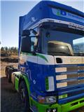 Scania R 164, 2004, Chassier