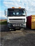 DAF Grab lorry, 2006, Tipper trucks