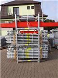 baumann,rotax type, allround scaffolds, 2021, Scaffolding equipment
