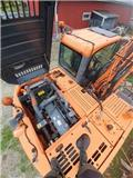 Doosan DX 140 W, 2010, Hjulgrävare