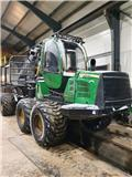 John Deere 1110 E, 2014, Forwarders florestais